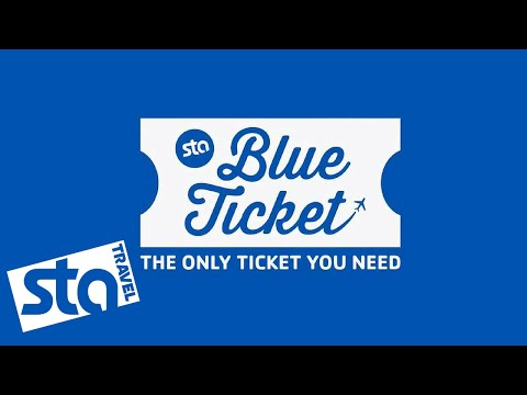 BlueTicket – The ONLY Ticket You Need!   STA Travel