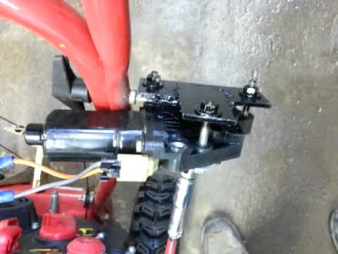 hqdefault $20 power chute turner for your snow blower youtube  at bayanpartner.co