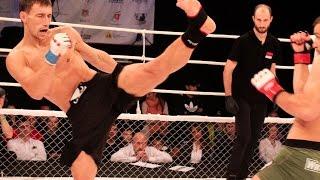 Maxim Divnich vs Artiom Damkovsky, M-1 Challenge 70, Syktyvkar, Russia