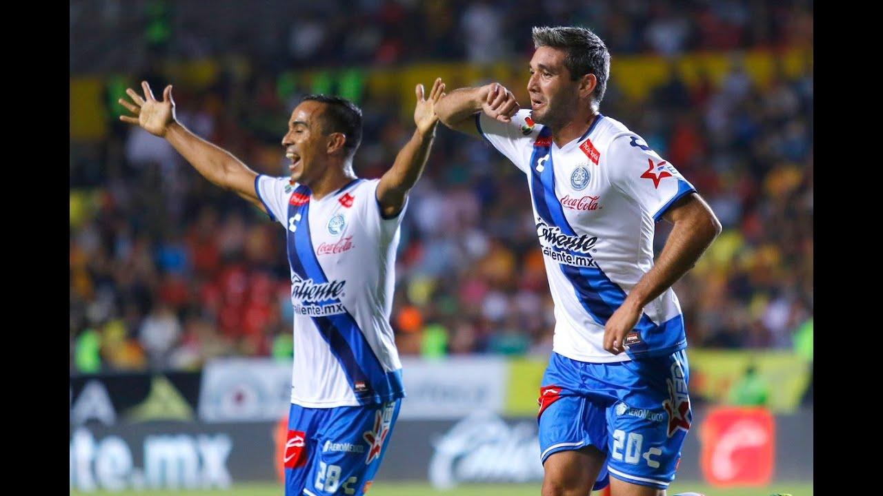 Monarcas Morelia Vs Puebla 2016 2 3 Goles Y Resumen