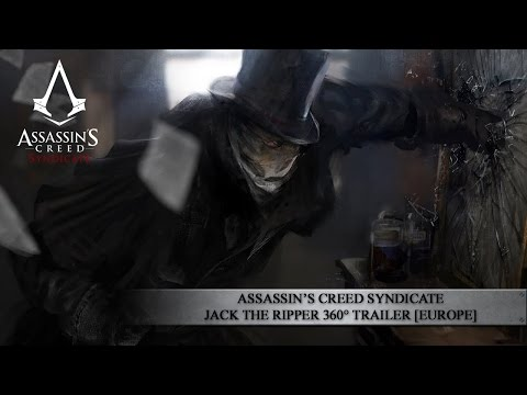 Assassin's Creed Syndicate《刺客教條:梟雄》開膛手傑克 360 度預告片 / Jack the Ripper 360° Trailer - Ubisoft SEA