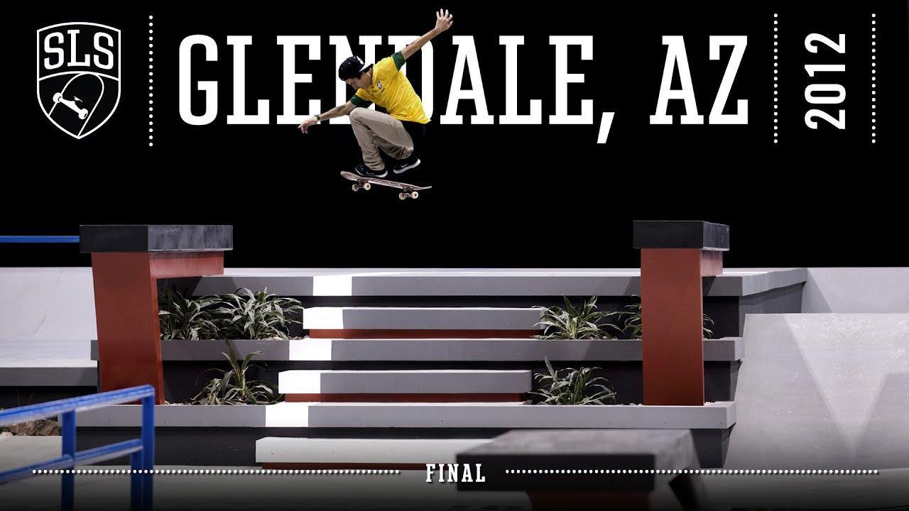 2012 SLS World Tour: Glendale, AZ | FINAL | Full Broadcast