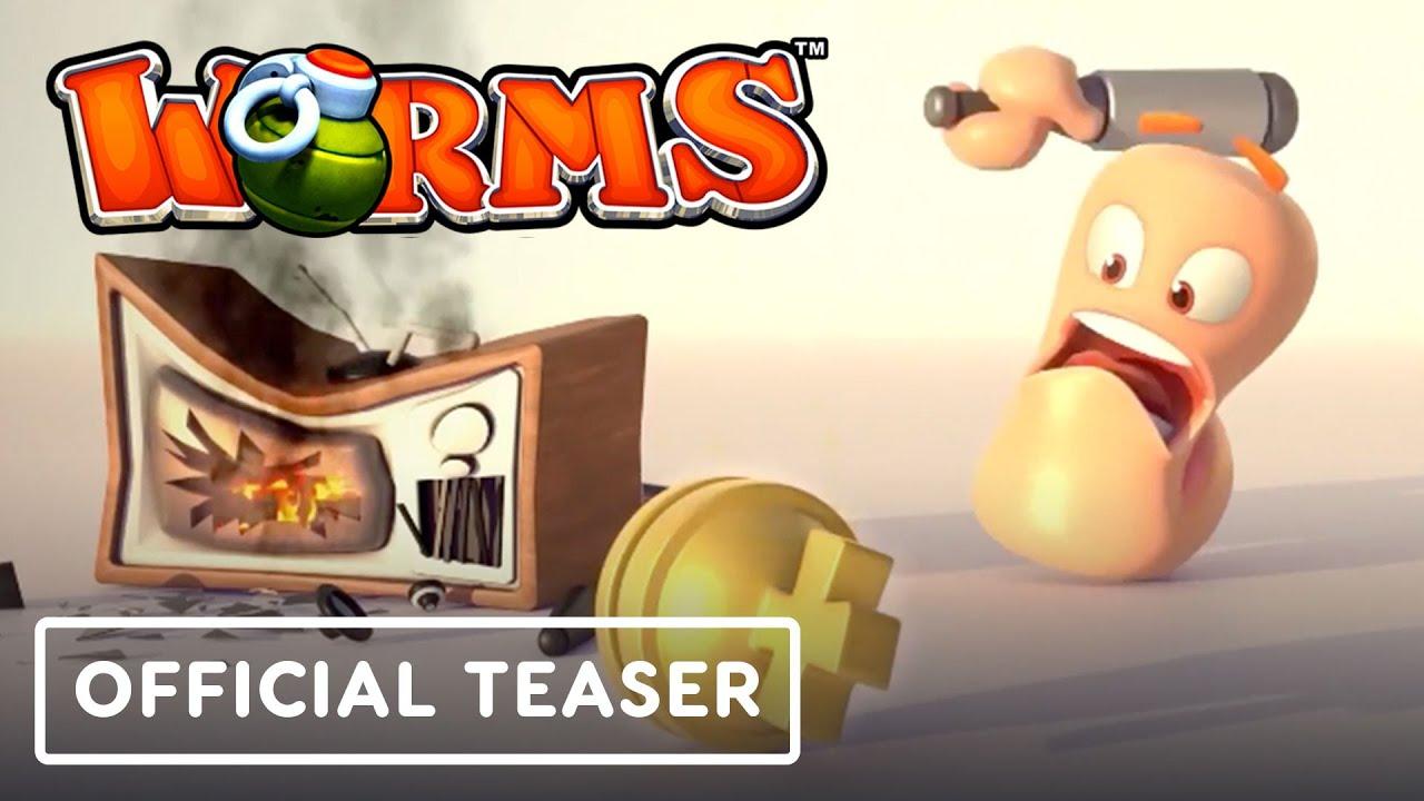 Worms 2020 - Tráiler oficial + vídeo