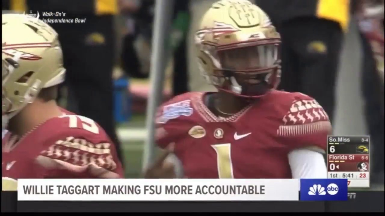 willie-taggart-bringing-accountability-to-fsu-fcn-news