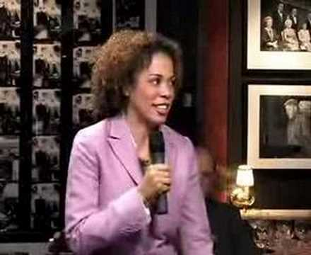 Amy Holmes Pt. 5 - The Q&A Cafe with Carol Joynt