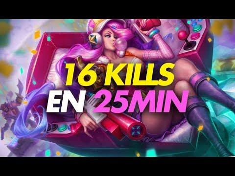 16 KILLS EN 25MIN SUR MF, LA DOMINATION EST TOTALE (ft Hantera) - MF ADC