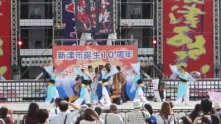 2016/10/08 第19回安濃津よさこい.