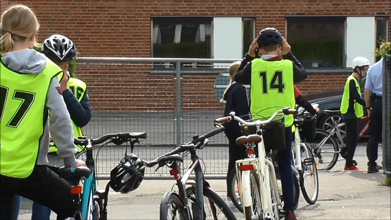 Sorø Privatskole - Cyklistprøve 6. årgang 2017