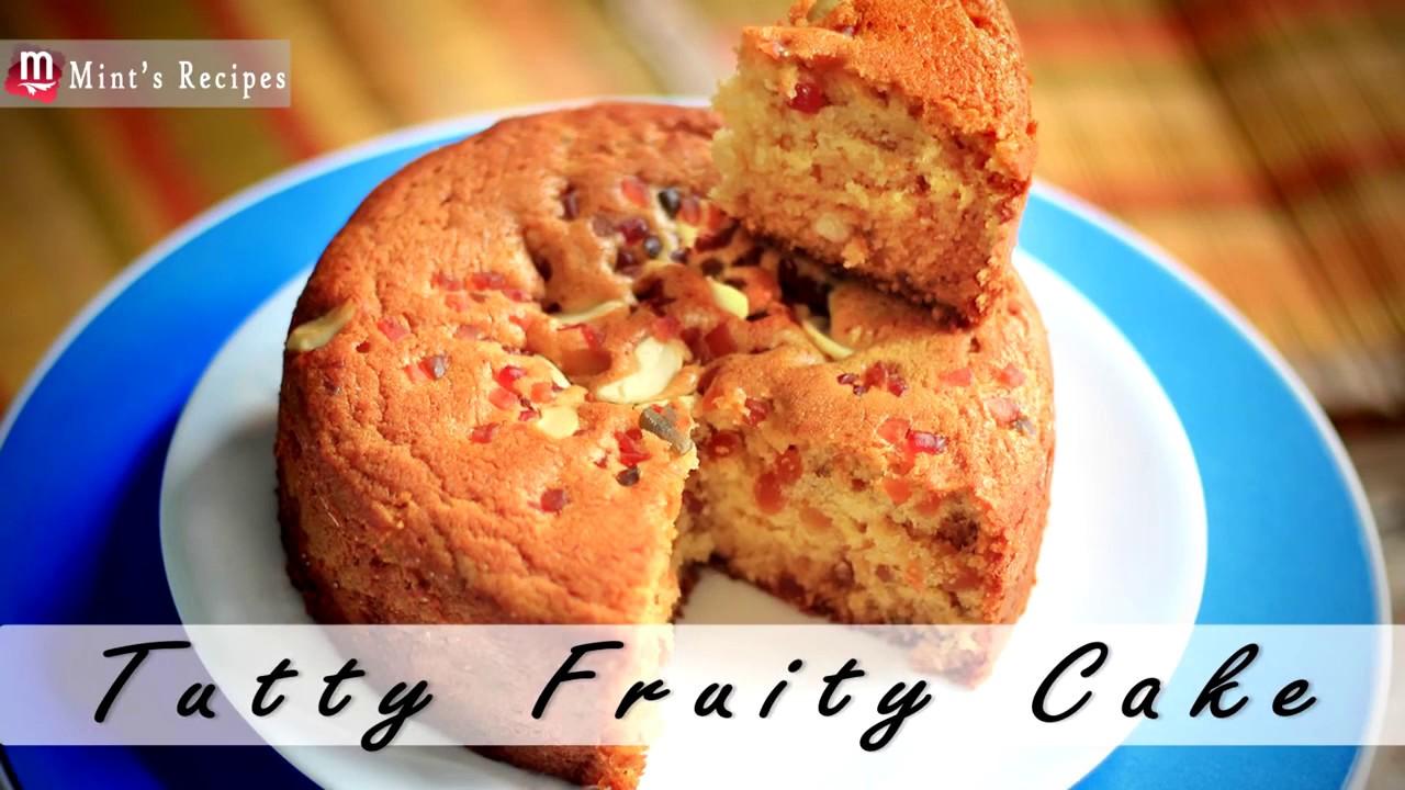 Cake Making In Pressure Cooker Malayalam: How To Prepare Eggless Tutti Fruity Cake In Pressure