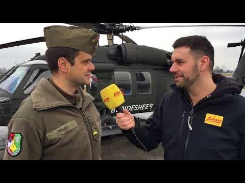 Ein Black Hawk in Hohenems!
