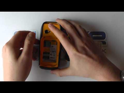JCB Toughphone Sitemaster2 (TP305) Unboxing
