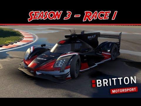 Motorsport Manager - Endurance Series DLC - S3 R1 - Britton Motorsport