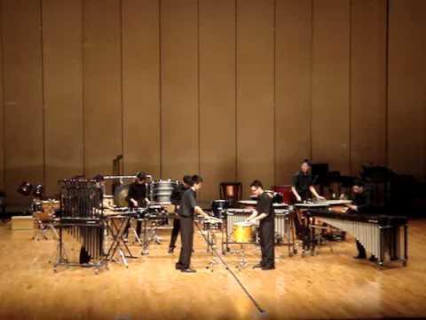 Overture for Percussion Ensemble (Taiwan NCTU Percussion)