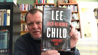 Book Chat Jack Reacher The Midnight Line