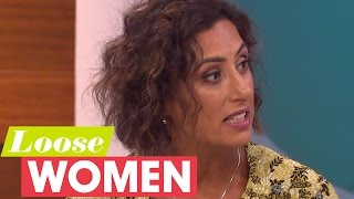 Saira Khan On Brangelina's Children | Loose Women