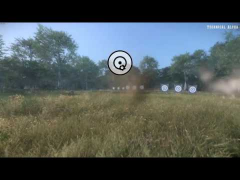 War of Rights - Shooting Range and Parade Ground