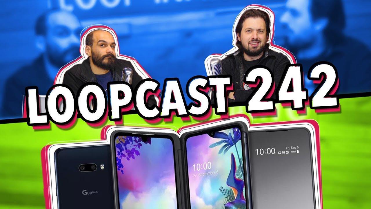 Download O NOVO SMARTPHONE DOBRÁVEL DA LG?! Loopcast 242!