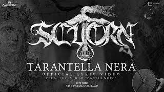 SCUORN - Tarantella Nera (OFFICIAL LYRIC VIDEO) - Parthenopean Epic Black Metal