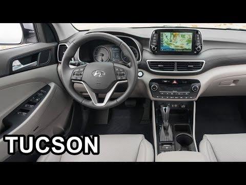 2019 Hyundai Tucson - INTERIOR