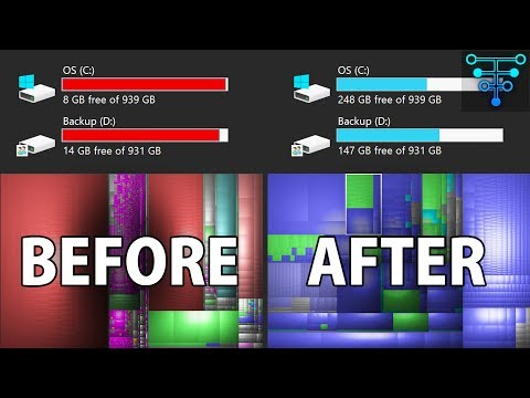 How To Free Disk Space On Windows & Mac OS - 3 QUICK HACKS