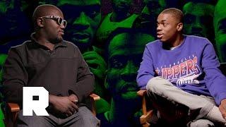 Real NBA Tough Guys vs. Fake NBA Tough Guys With Vince Staples and Hannibal Buress | The Ringer
