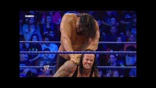 The Undertaker Vs The Great Khali Smackdown 720p HD Full Match