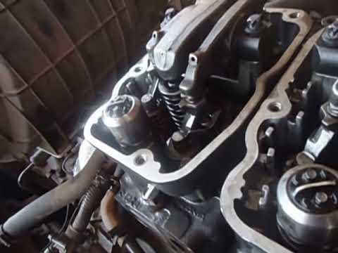 Calibragem de valvulas e unidades do Scania DC12 2010 420