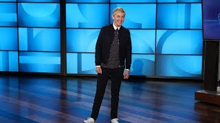 Ellen Has an Instagram Confession