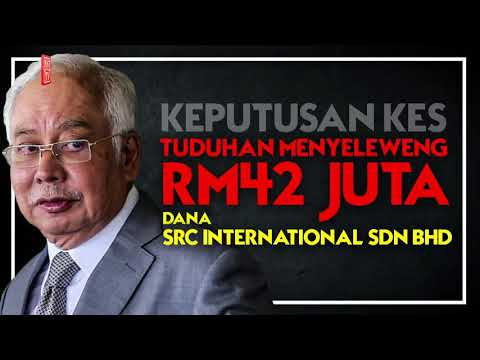 Najib Razak didapati