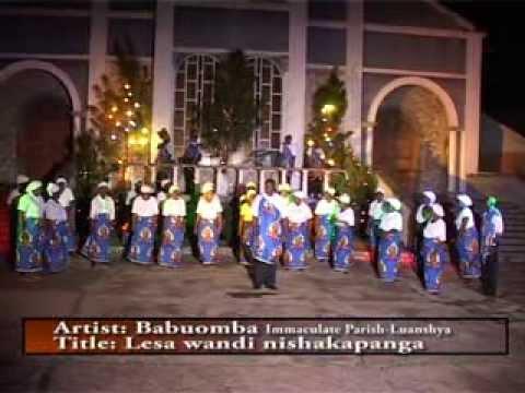 Lesa wandi Nishakapanga - Buomba immaculate conception Luanshya