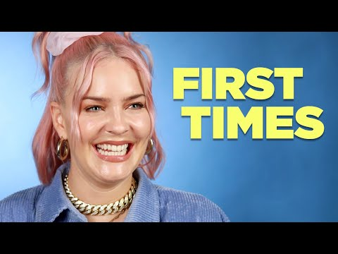 Anne-Marie Tells Us About Her First Times