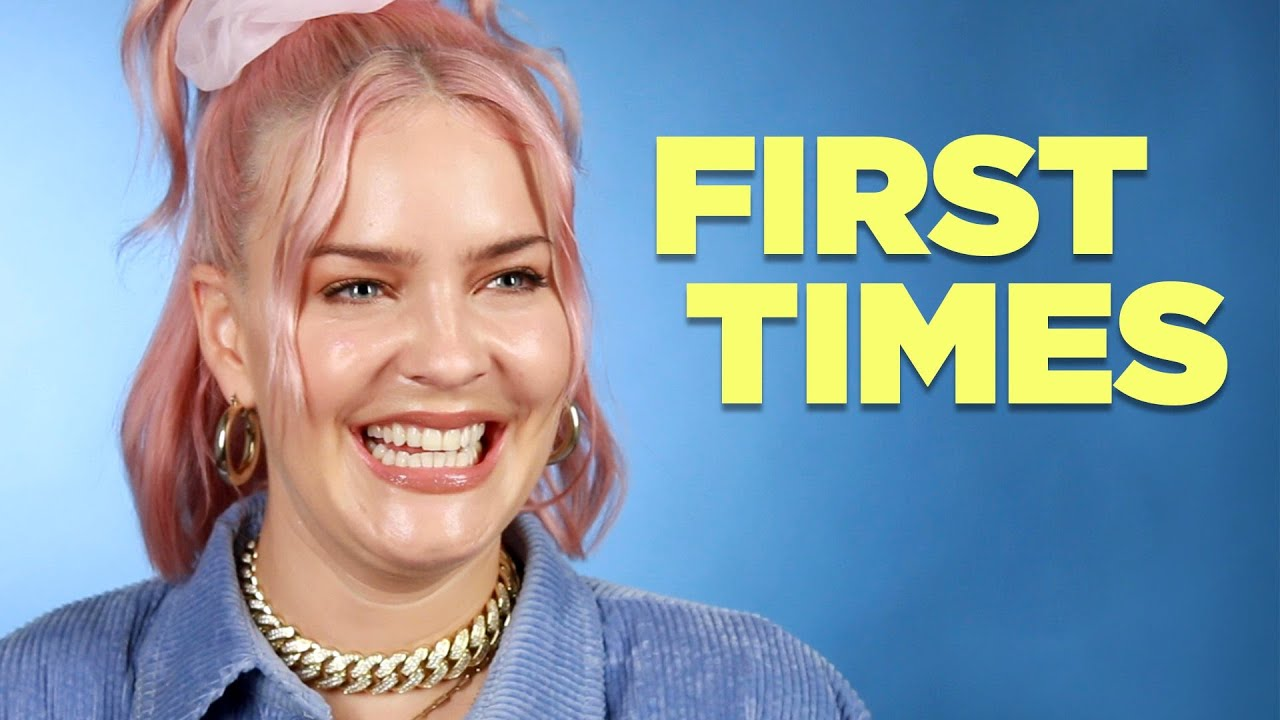 Download Anne-Marie Tells Us About Her First Times