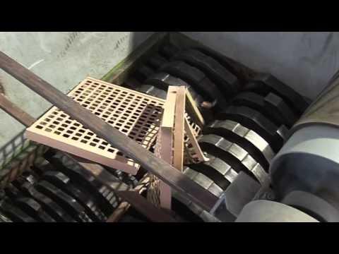 metal shredder from Dura-shred company