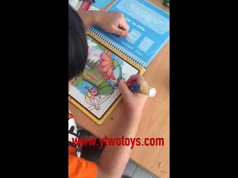 Magic Drawing Book