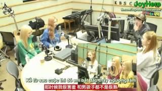 [JoyHere][Vietsub] Red Velvet Joy's First Love Story - KBS Cool FM