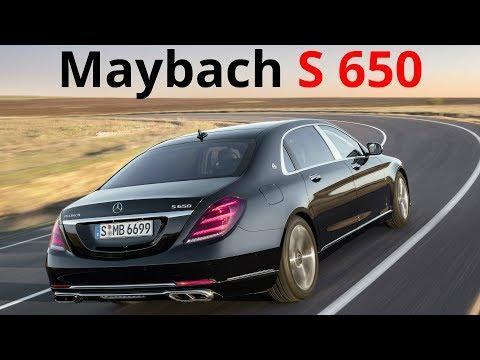 2018 Maybach S 650