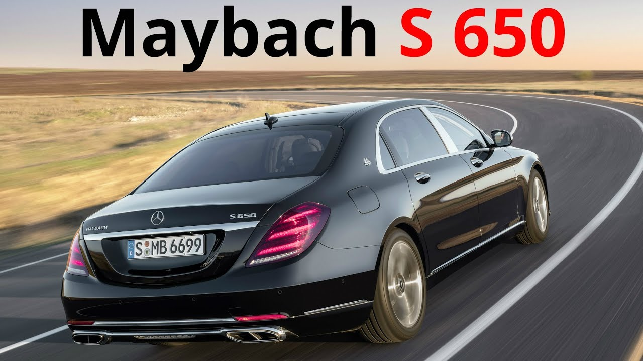 2018 maybach s 650 - ultimate luxury - youtube