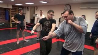 Ножевой бой. Видео урок от Романа Иванова.