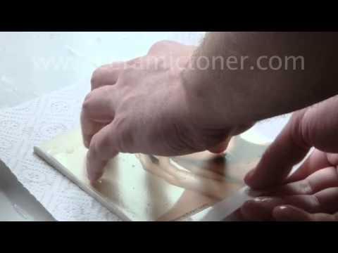 MZ Toner BasicCal Directprinting coated Paper