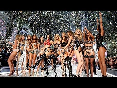 Paris Victoria's Secret show
