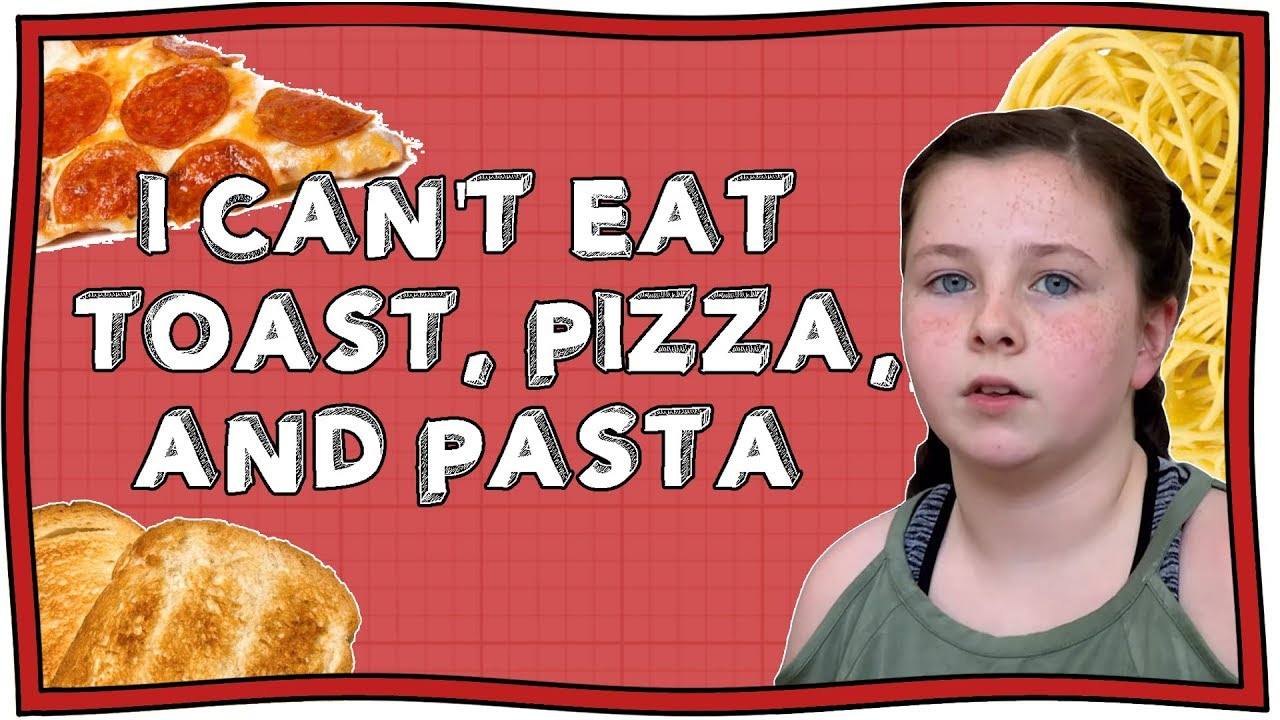 I Can't Eat Toast, Pizza, and Pasta | Living With Celiac ...