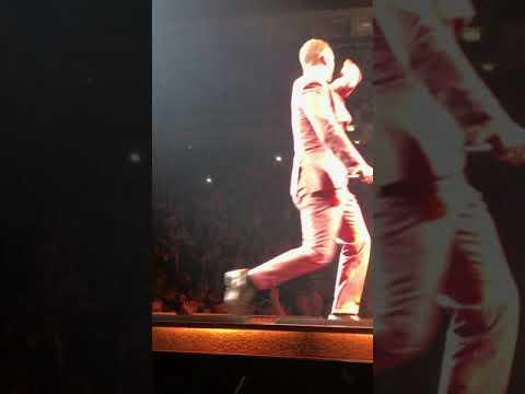 Sam Smith Tour Baby You Make Me Crazy Manchester Arena 27 03 2018