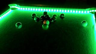 Light Up Your Pool Table