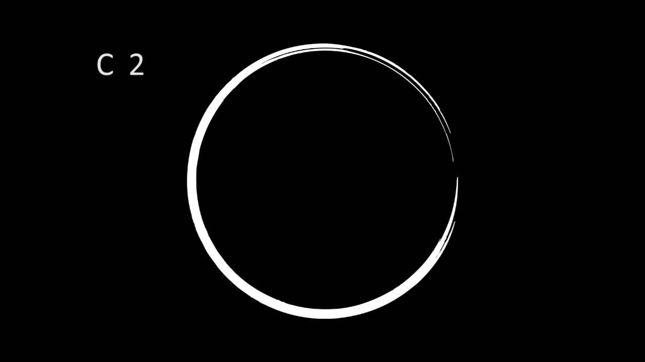 free circle overlays youtube