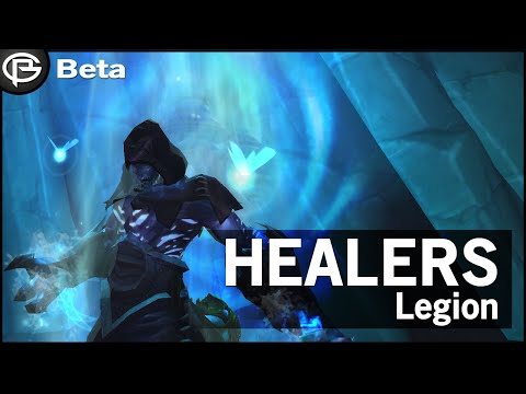 Legion Healer Comparison