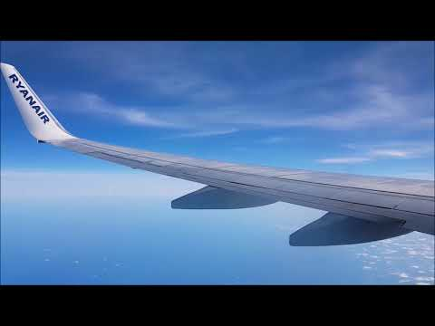 Amazing morning take off from Ponta Delgada (São Miguel - Azores) and landing at Lisbon Airport