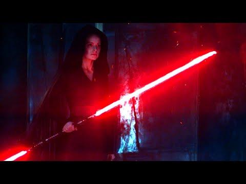 Тёмная Рей | Звёздные Войны: Скайуокер. Восход
