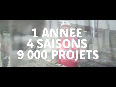 L'année VINCI Construction France 2014