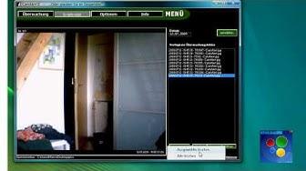 [Webcam] Raumüberwachung per Webcam