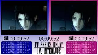 Final Fantasy Relay Race IV: Interlude! ~ Game 1: Crisis Core: Final Fantasy VII